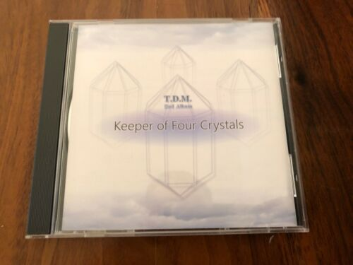 Keeper of Four Crystals - T.D.M. Final Fantasy Doujin Video Game CD Soundtrack