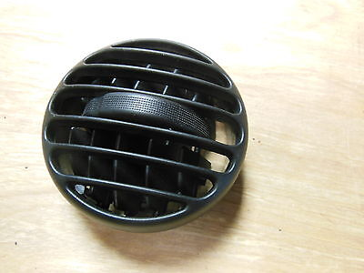 Dash Air - 2002-2007 Jeep Liberty Heater A/C Dash Air Vent Black OEM HVAC 02 03 04 05 06 07