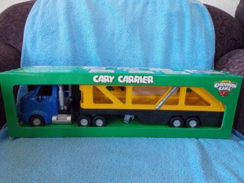 New Chevron Cars Cary Carrier Toy Truck