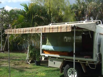 Slide On Camper Railway Estate Townsville City Preview