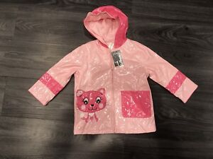 Girls size 3X rain coat brand new with tags
