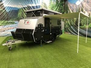 T-REX X13 Ensuite Model - OFFROAD Pop Top CARAVAN Sumner Brisbane South West Preview