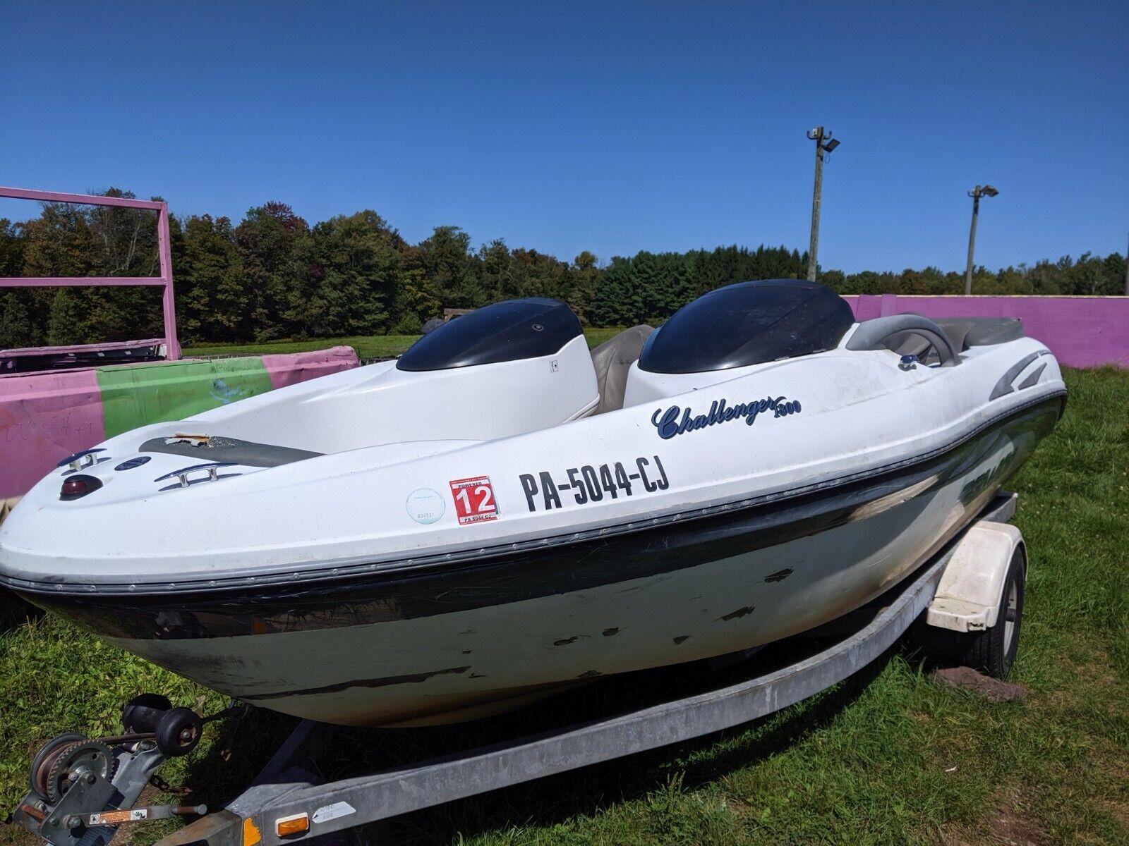 Sea-Doo Speedboat