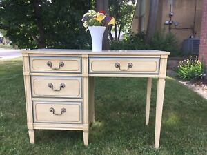 Antique French country desk