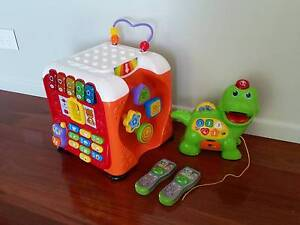 Vtech Discovery Cube plus more! Beechmont Ipswich South Preview