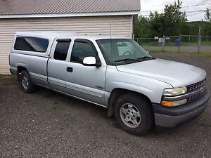 Chevrolet silverado 2001 2x4 v8