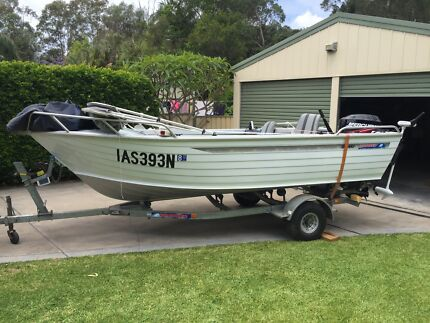 2004 Brooker Safari 4.5mtr