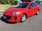 2012 Mazda 3 Neo Activematic Red 5 Speed Auto (Private seller) Elsternwick Glen Eira Area Preview