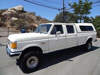 Wanted older ford crew cab for my growing family