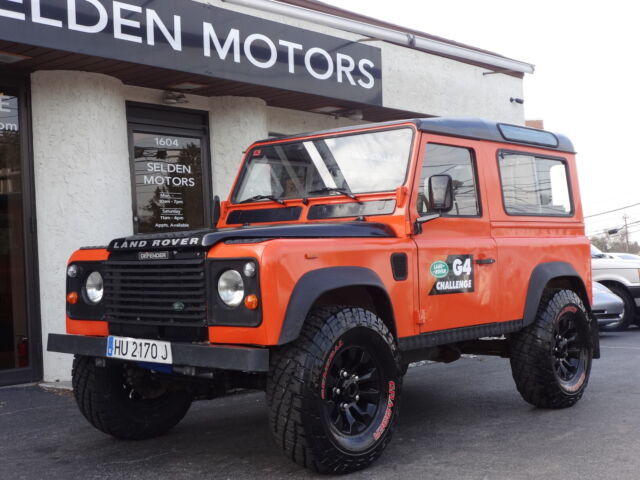 Imagen 1 de Land Rover Defender