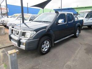 2008 Nissan Navara ST-X (4x4) TURBO DIESEL Westcourt Cairns City Preview