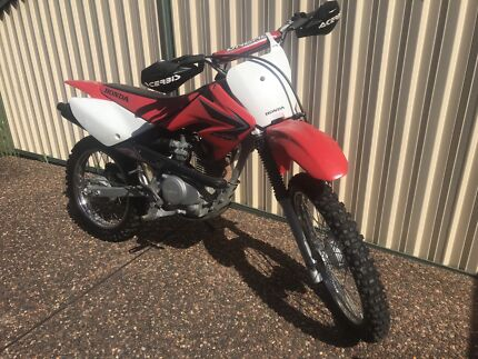 Crf100f Buff Point Wyong Area Preview