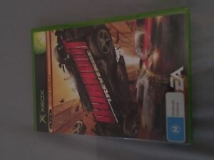 Original Xbox: Burnout Revenge & Lego Star Wars: The Video Game Magill Campbelltown Area Preview