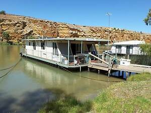 17 metre x 7 metre houseboat  for sale Greenwith Tea Tree Gully Area Preview
