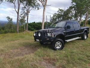 Ford F250 XLT 2002