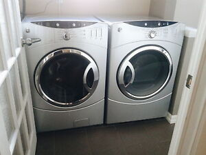GE 7.0 Cu. Ft. Super Capacity Electric Dryer with FREE washer
