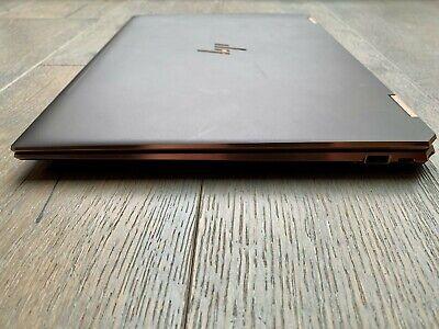 """2019 HP - Spectre x360 2-in-1 15.6"""" 4K Ultra HD Touch-Screen Laptop"""