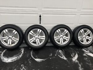 225 60 17R Blizzak Winter Tires (BMW X3 i28)9