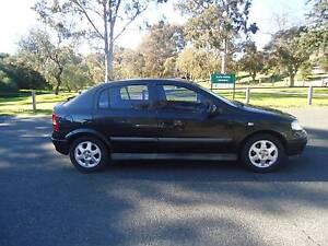 2001 Holden Astra Hatchback Glen Iris Boroondara Area Preview
