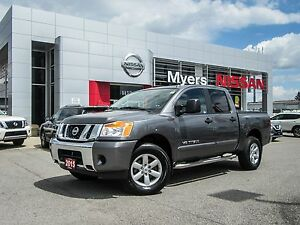2015 Nissan Titan SV, 4X4, BACK UP CAMERA, TOW MODE