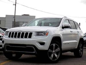 Jeep Grand Cherokee Limited 2015 CUIR/TOIT/GPS