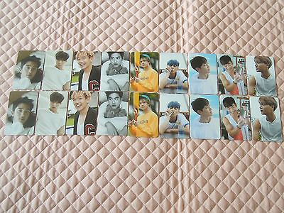 Exo Happy Lotto Box Photocard Type A   B