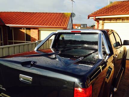 Isuzu D-Max Roll Bar and Hard Cover Hinchinbrook Liverpool Area Preview