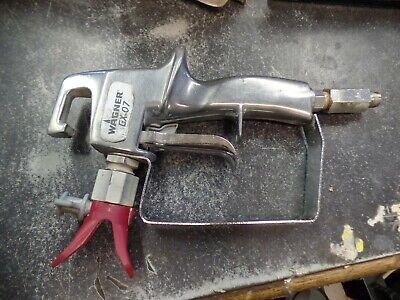 1 Used Wagner Gx-07 Paint Spray Gun