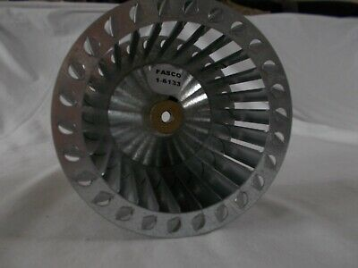 New Fasco Squirrel Cage Blower Wheel Type 1-6133 4 X 2 916 X 516
