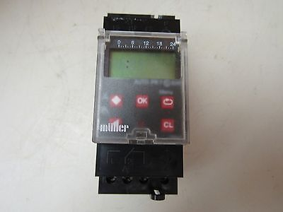 Mller Programmable Time Switch Sc 28.21 Sc28.21 24 V Acdc