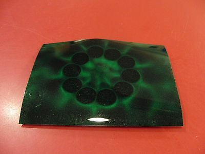 Magnetic Viewing Film - Magnet Field Viewer - Magnetic Pattern Viewer - 3x4