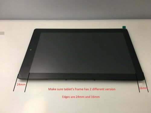 """Original LCD assembly replacement part for RCA RCT6513W87 DK Galileo Pro 11.5"""""""