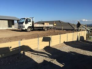 Dig it constructions Retaining walls Maudsland Gold Coast West Preview