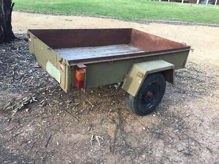 6x4 trailer Castlemaine Mount Alexander Area Preview