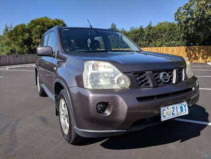 2007 Nissan X-Trail 160,000kms fully serviced great condition