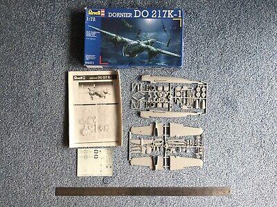 Revell 1:72 Dornier Do 217 K-1 kit 04371