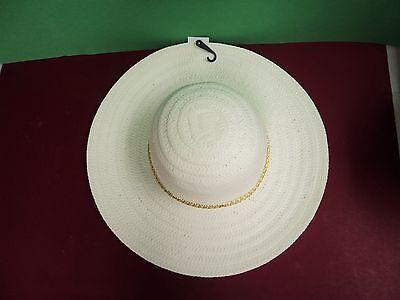 Straw Hats Cheap (D & Y Women's  Snow White Large Brim Summer Time Sun Hat - FLASH)