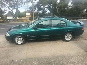 1998 Ford Falcon Sedan DUAL FUEL Fawkner Moreland Area Preview