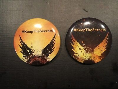 Harry Potter   The Cursed Child Official Broadway Previews Keep The Secrets Pins
