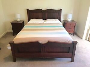 Bedroom Suite - quality jarrah timber Brighton Holdfast Bay Preview