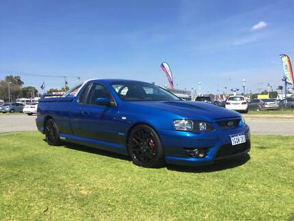 2007 Ford FPV Super Pursuit Ute 6 Speed Manual *ONLY 104,000 KMS* Maddington Gosnells Area Preview