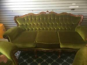 Italian imported velvet lounge suite Clarence Gardens Mitcham Area Preview