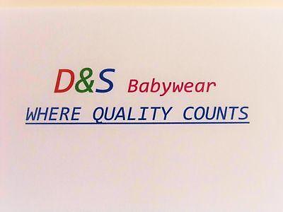 D&S QUALITY BABYWEAR