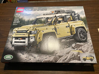 LEGO Technic Land Rover Defender 42110 New