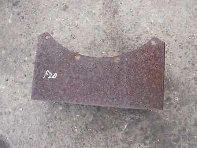 Farmall F20 Tractor Original Ih Tool Box Frame Under Tank