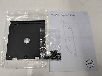 New Vesa Adapter Plate For Dell E-series Monitors - Oem