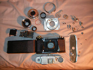 The Beauty of a Canter Beauty Rangefinder Camera