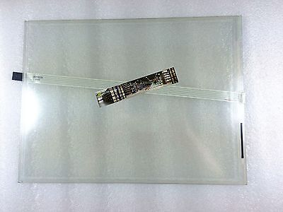 "1Pcs For Elo 15inch 5 Wire Be in common use 15"" Touch Screen Glass Panel"