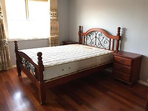 Bedroom suite set Revesby Bankstown Area Preview