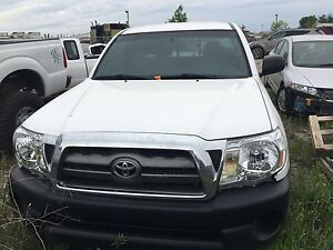 2009 Toyota Tacoma 2WD 4CYL LOW KMS.